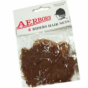 Agressif Aerborn Résilles Poids Lourd Filet à Cheveux Pour Cheval Montre, 2 Per Pack-afficher Le Titre D'origine De Haute Qualité Et Peu CoûTeux