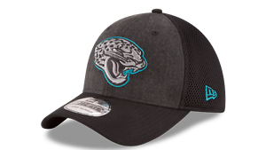 separation shoes b3007 123cc Image is loading Jacksonville-Jaguars-New-Era-Cap-NFL-Authentic-Heathered-