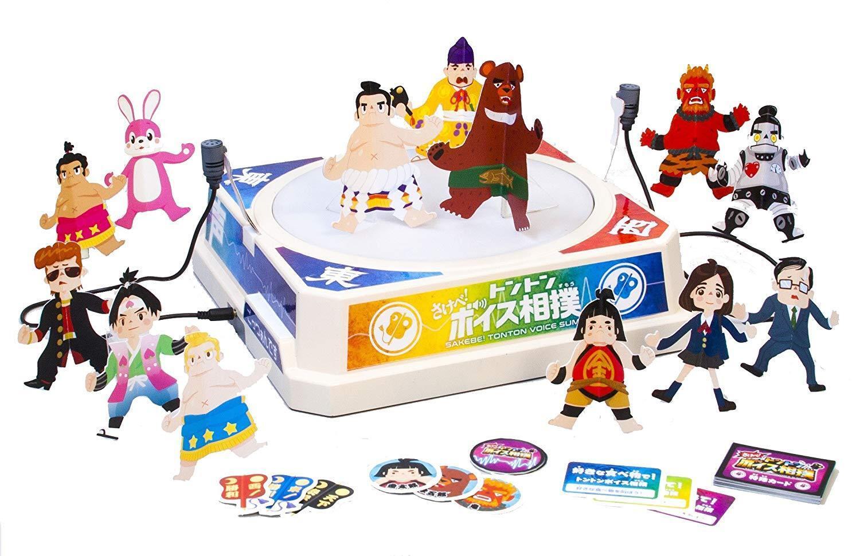 bajo precio Nuevo Nuevo Nuevo juego de voz Megahouse Sumo sakebe  Tonton voz Sumo Juguete de Japón F S  Mercancía de alta calidad y servicio conveniente y honesto.
