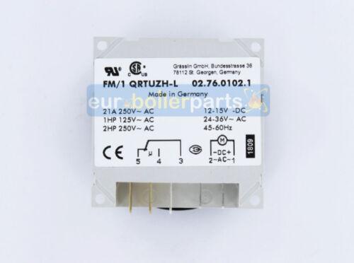 Heatline GRASSLIN 12v-15v DC Horloge 3003200045 D003200045 NEUF