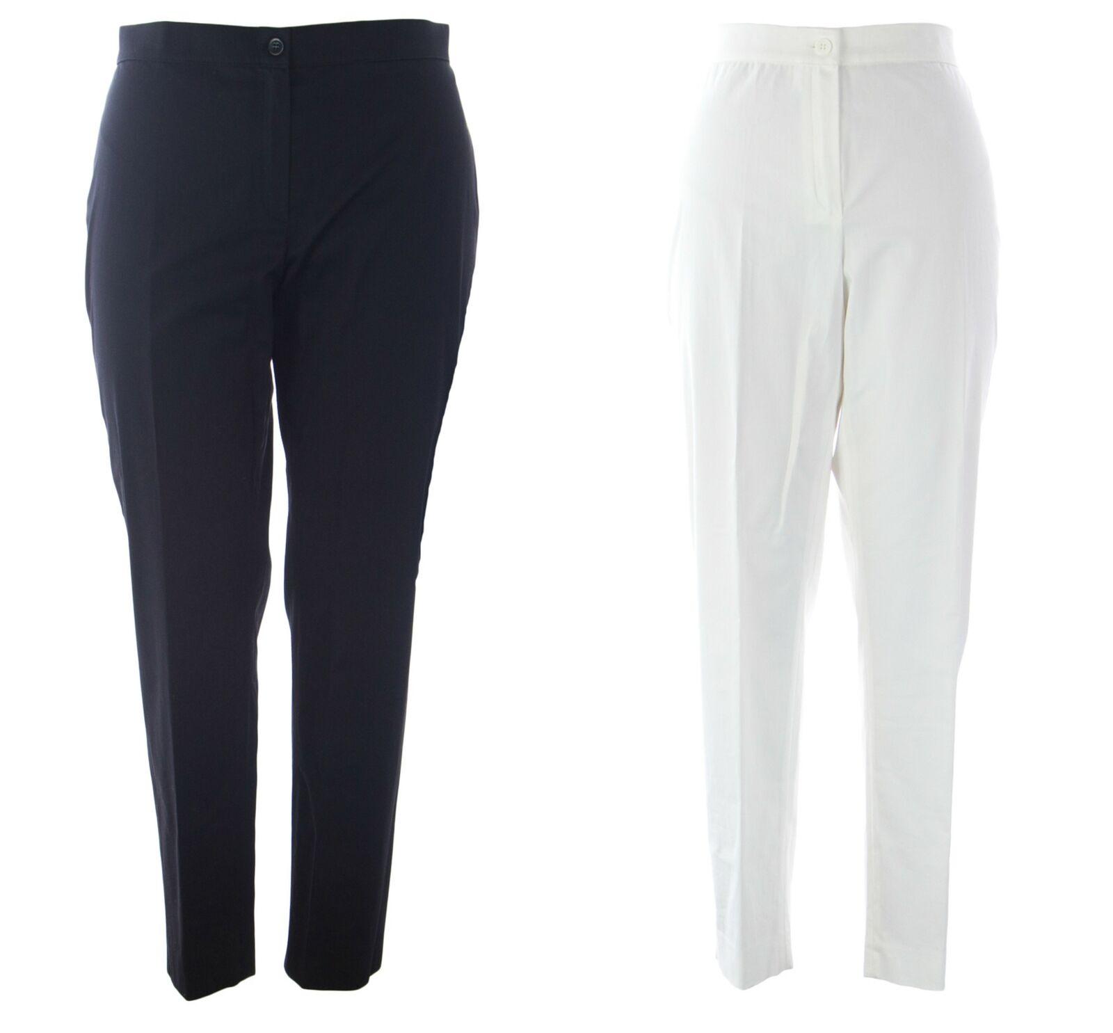 MARINA RINALDI Women's Ritmo Long Dress Pants  230 NWT