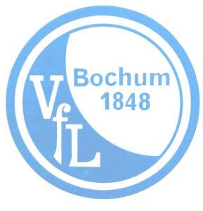 Vfl Bochum Aufkleber Sticker Logo Bundesliga Fussball 1365 Ebay