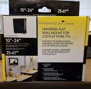 "**NEW** PEERLESS-AV PF630 Universal 10""-24"" Flat Panel Wall Mount **LOT OF 3**"