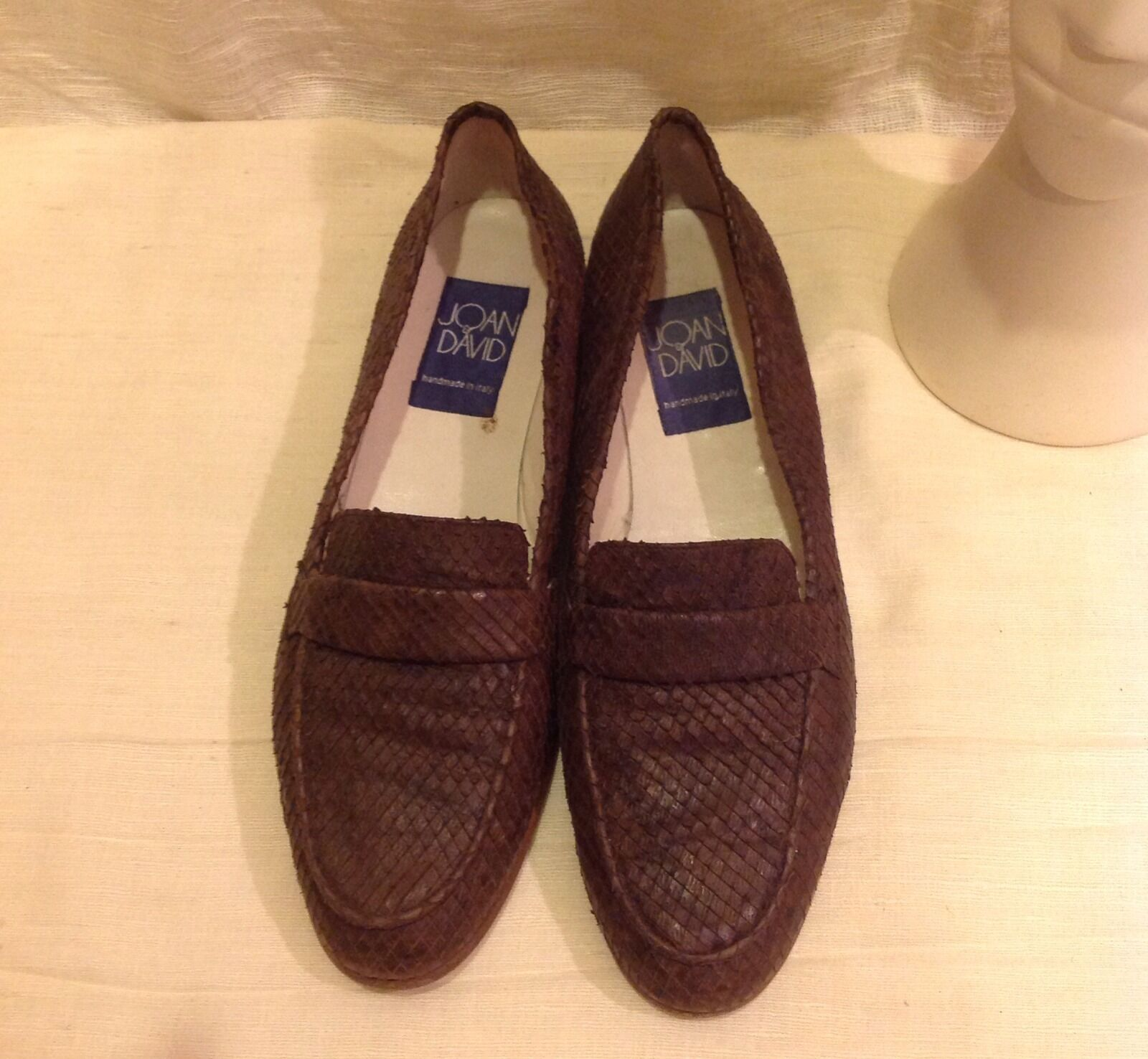 JOAN & DAVID LOAFERS Schuhe WOMEN SIZE 10B