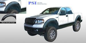 Black-Paintable-Extension-Fender-Flares-04-08-Ford-F-150-06-08-Lincoln-Mark-LT