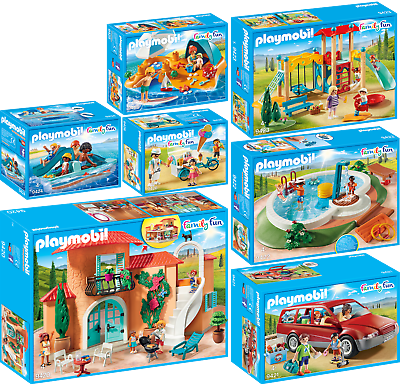 9420 Sonnige Ferienvilla PLAYMOBIL Family Fun