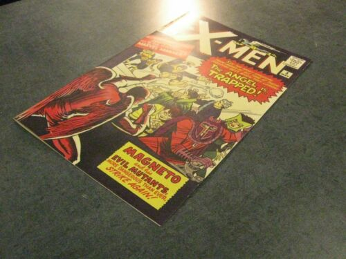 Facsimile reprint covers only to X-Men 5