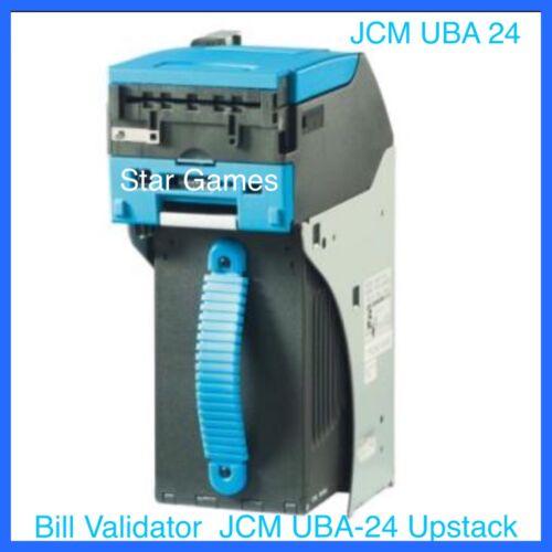 Bill Validator  JCM UBA-24 Upstack