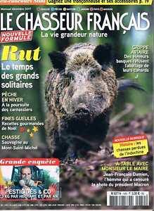 Brillant Le Chasseur Francais N°1450 Dec 2017 : Rut Le Temps Des Grands Solitaire Usines Et Mines