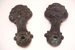 Details About Antique Lamp Parts Wall Sconce Repair Metal Arms Vintage Lighting Restoration