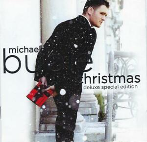 MICHAEL-BUBLE-Christmas-CD-Deluxe-Special-Edition-4-Bonus-Tracks