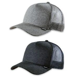 Djinns-HFT-CAP-Tweed-Combo-Cut-amp-Sew-High-Fitted-Trucker-Mesh-Caps-Kappen-Mutze