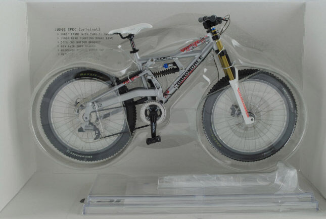 1 8 modellolo di Cannondole JUDGENDH Bicycle Die Cast
