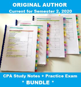 CPA-FPF-Financial-Planning-Fundamental-CPA-HD-Notes-amp-Index-Sem-2-2020