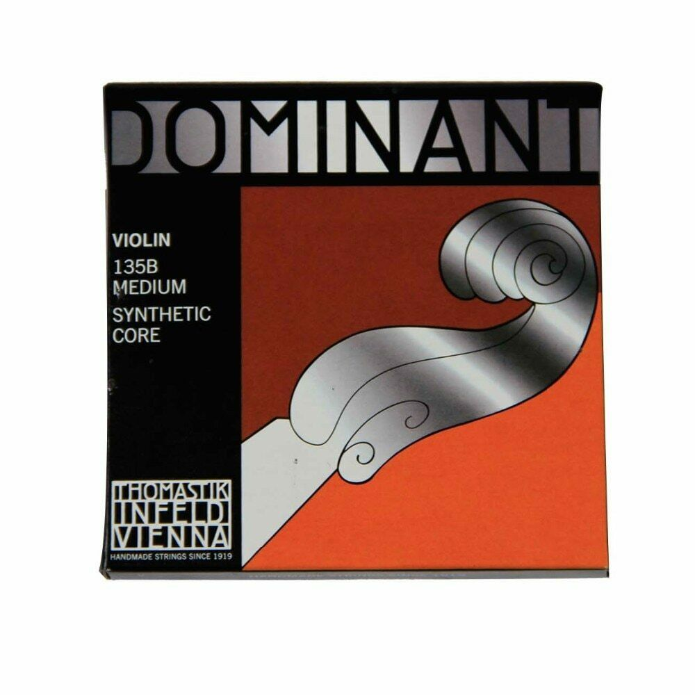 Light 130 Weich Aluminum Wound 4//4 Size Single E String Thomastik-Infeld 130MSw Dominant Violin String Loop End