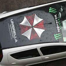 reflektierend sticker Aufkleber UMBRELLA CORPORATION resident evil logo 70cm
