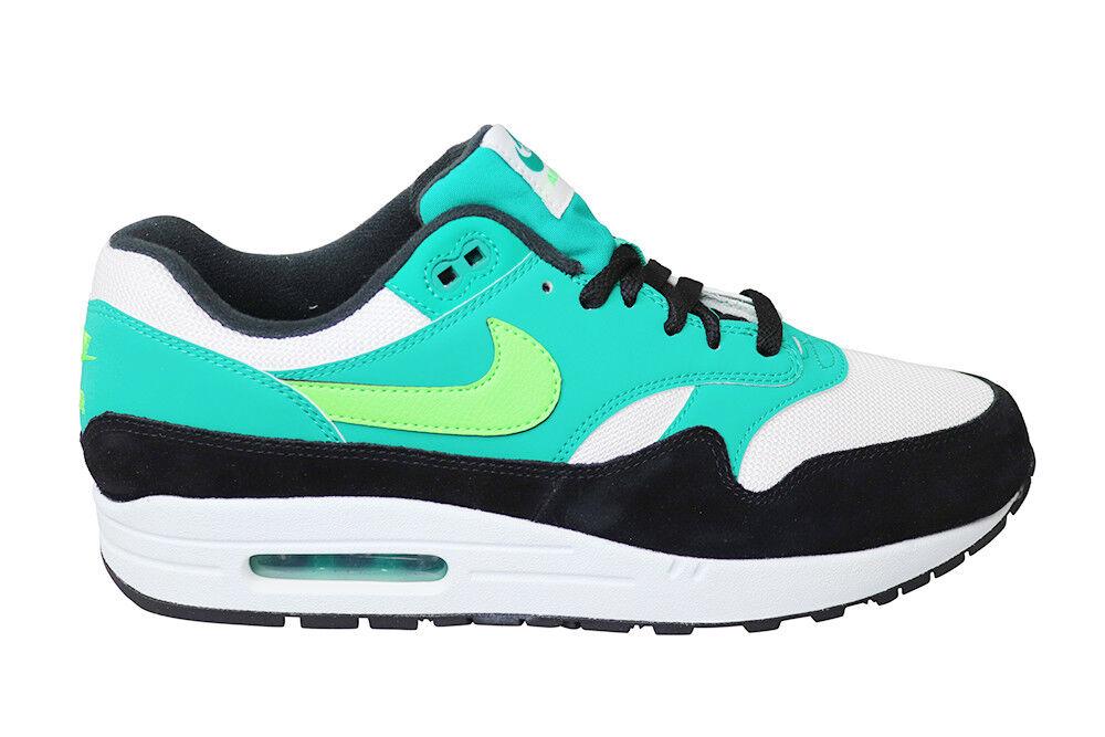 Herren Nike Nike Air Max 1 - AH8145107 - Grün Weiß Schwarz
