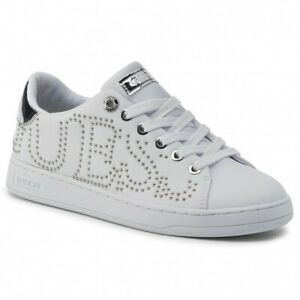 Guess Womens FL7CATELE12 Embossed Logo
