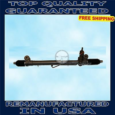 2002 Chevrolet Trailblazer Rack and Pinion Plus New Outer Tierod 14mm Assembly