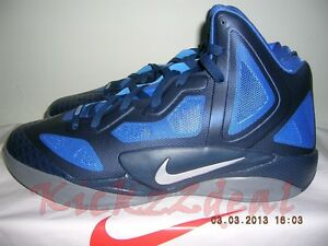 on sale 4430d b0bb0 Image is loading NEW-MENS-NIKE-ZOOM-HYPERFUSE-2011-SPRM-SZ-