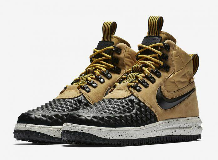 190 NIB NEW Men's Nike AF1 LF1 Lunar Force 1 Duckboot 916682 701 shoes