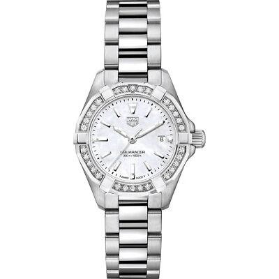Brand New TAG Heuer Aquaracer WBD1413.BA0741 Diamond Women's Watch