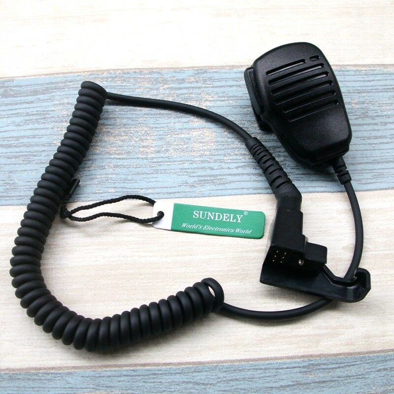 P210 MTX820 NMN6156B P500 Ear Mic for Motorola P200 MTX810 MY800 MTX800