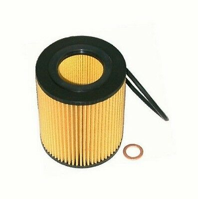 Hengst Oil Filter Engine Service Replace Part Fit BMW 3 Series E46//5 2001-2005