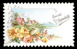 Chromo Aiguebelle-paysages Et Fleur Denteles 5 Zkrfumar-07231715-132350296