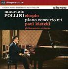Chopin Piano Concerto No.1 Vinyl Maurizio Pollini/paul Kletzki & The Philharmo