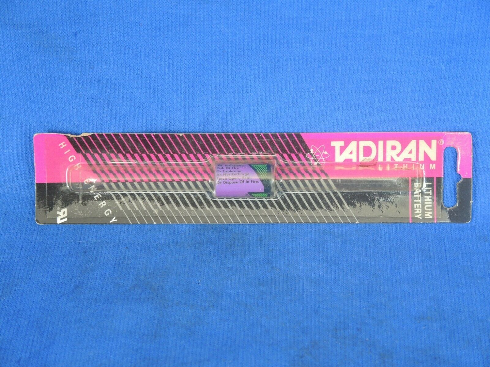 Tadiran TL2150/S Li-Ion Battery (New)