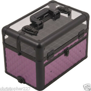 Image Is Loading Nail Polish Storage Organizers Train Case Olds Opi