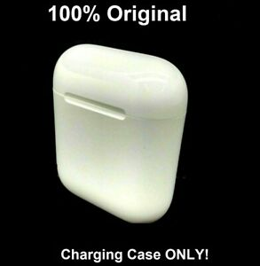 Apple Airpods Oem Charging Case Genuine Replacement Charger Case Only 190198659408 Ebay
