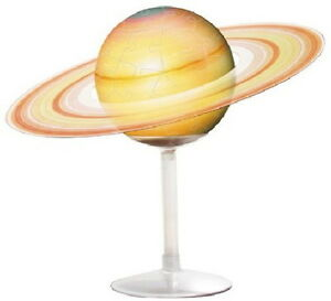 how to make a styrofoam model of saturn