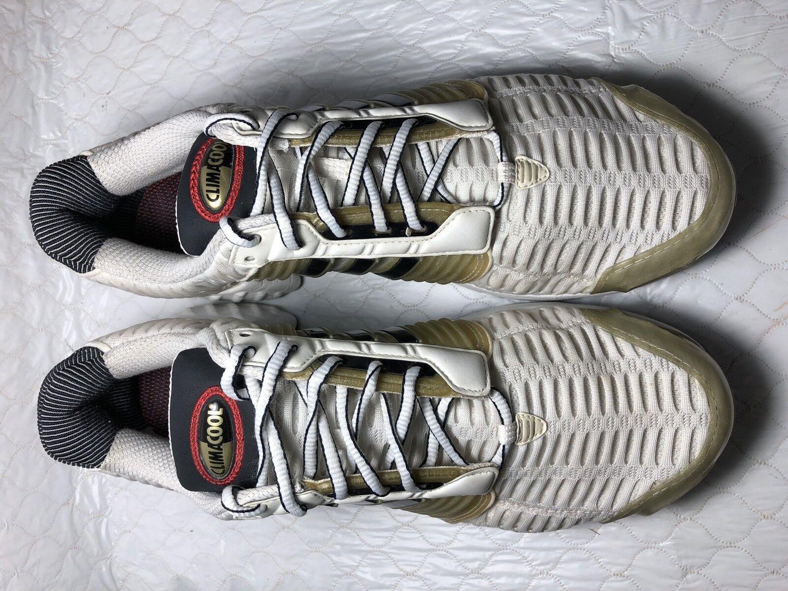 adidas - aduprene cool schnürschuhe männer weiße aduprene - size-10 456420
