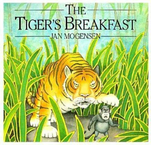 The Tiger's Breakfast Mogensen, Jan Hardcover Used - Very Good