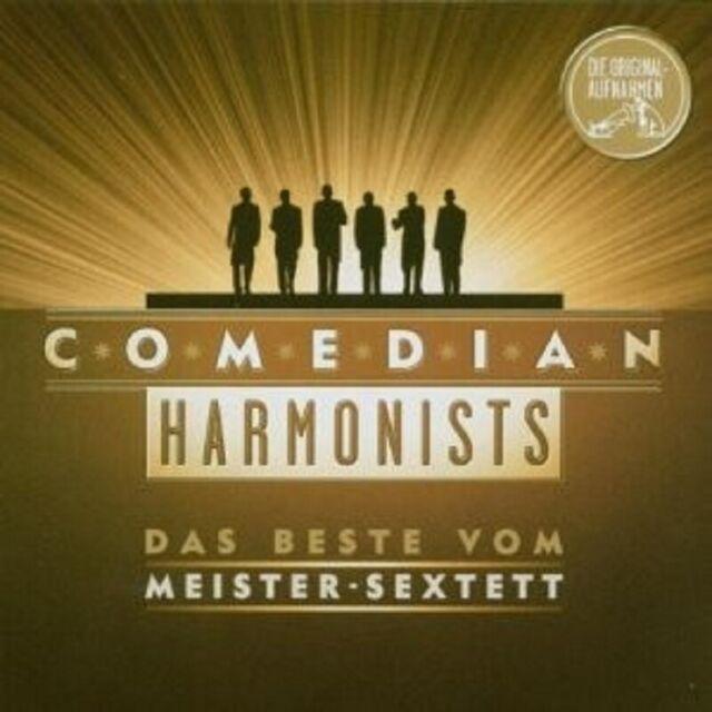 COMEDIAN HARMONISTS - BESTE VOM MEISTER-SEXTETT CD NEU