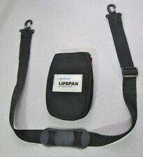 Medtronic Physio Control Lifepak Lead Cableselectrodes Accessory Pouch Strap