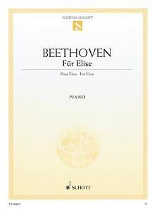 Klavier-Noten-BEETHOVEN-Fuer-Elise-leichte-Mittelstufe-Einzelausgabe-ED06641