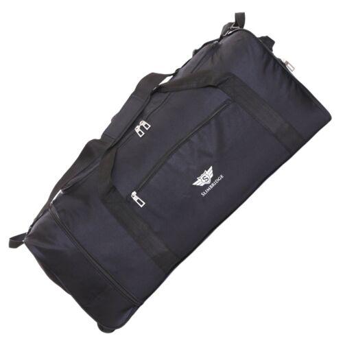 Extra Léger Grand PLIABLE 80 cm à roues Holdall bagages Duffle Sac de sport
