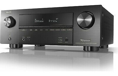 Denon AVR-X3500H 7 2-Channel 4K Ultra HD AV Receiver with
