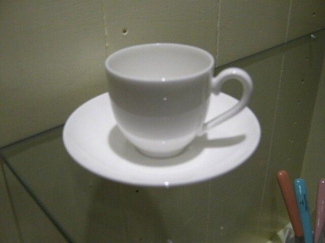 Villeroy & Boch Royal Set 6 Tasses Caffè Espresso avec Soucoupe Rèf. 1410