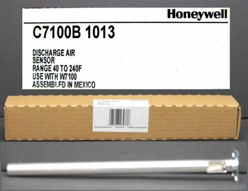 NEW HONEYWELL DISCHARGE AIR SENSOR C7100B 1013 C7100B-1013 RANGE 40-240F
