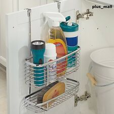Item 2 Over Door Cabinet Hanging Storage Basket Tray Organizer Pantry Cleaning  Supplies  Over Door Cabinet Hanging Storage Basket Tray Organizer Pantry ...