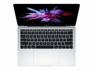 "Apple MacBook Pro 13"" Laptop , 128GB - MPXR2D/A - (Juni, 2017, Silber)"