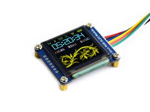 3.3V/5V General 1.5inch RGB OLED Display Module SPI for RPI 128x128 65K Colors