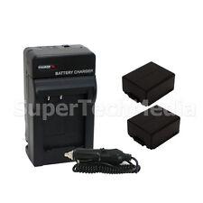 Battery & Charger For Panasonic DMW-BLB13 DMC-GF1 DMC-GH1 DMC-G1 DMC-G2 DMC-G10