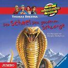 Die Knickerbockerbande. Der Schrei der goldenen Schlange von Thomas C. Brezina (2008)