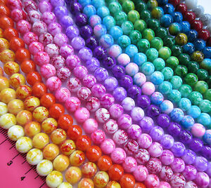 100-opaque-drawbench-8mm-marble-effect-glass-bead-strand-DO4