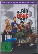 The Big Bang Theory 3 - Die komplette dritte Staffel (2011) - DVD